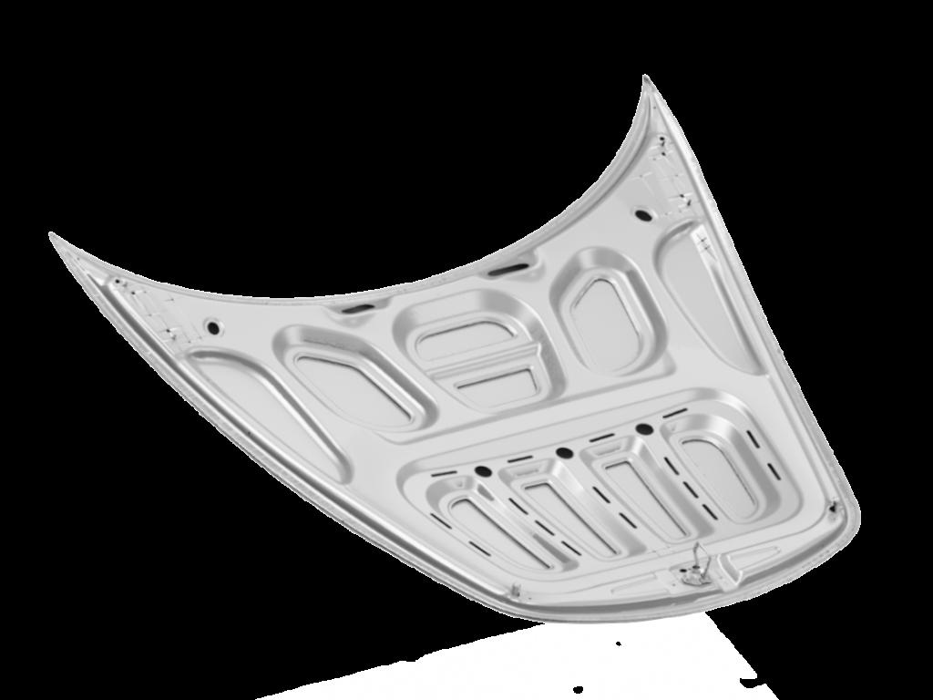 Skanowanie 3D i projektowanie maski samochodu