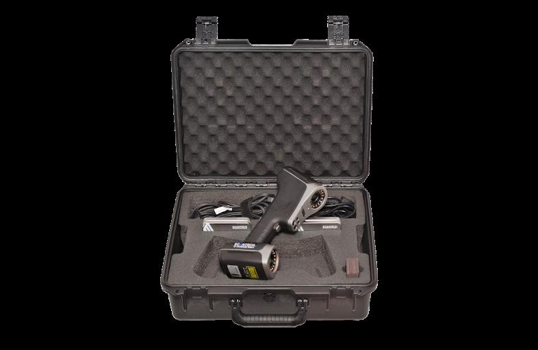 Skaner 3D KSCAN w walizce