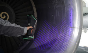 Reczny Laserowy Skaner 3D ScanTech KSCAN Magic