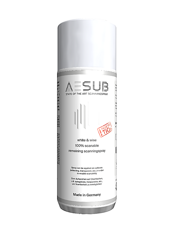 Permanentny spray do matowienia powierzchni