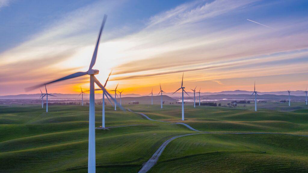 Skanowanie 3d czesci elektrowni wiatowej