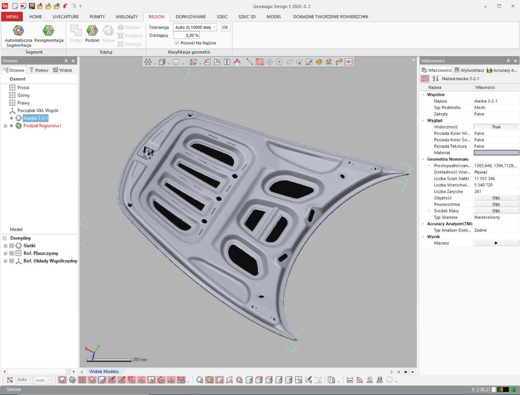 Inżynieria Odwrotna Design X